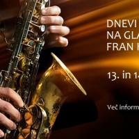 Dnevi saksofona na Glasbeni šoli Velenje
