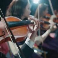 Koncert Simfoničnega orkestra Glasbene šole Fran Korun Koželjski Velenje s solistkami