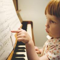 Sprejemni preizkus za vpis v glasbeno šolo