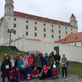 Sobotni ogled Bratislave z začetkom na gradu