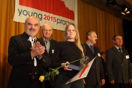 Mladinski pevski zbor Glasbene šole Velenje v Pragi, 27. in 28. marec 2015