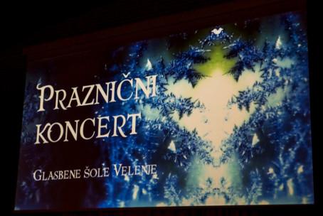 Praznični koncert (foto: www.fotodavid.si)