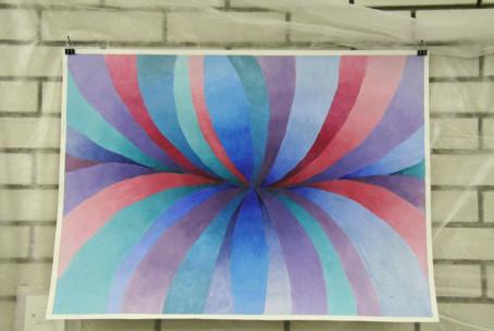V deželi iluzij, večer dijakov 2. letnika Umetniške gimnazije Velenje