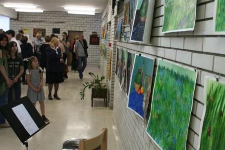 Pogled v naš svet, večer dijakov 2. letnika Umetniške gimnazije Velenje
