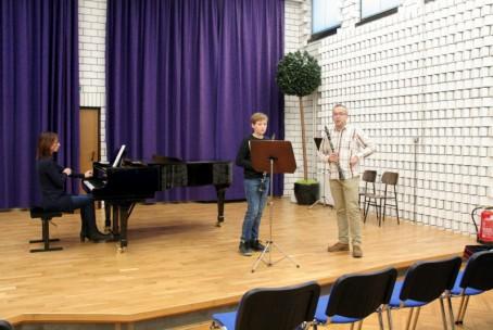 Seminar za klarinet, mentor Jože Kotar