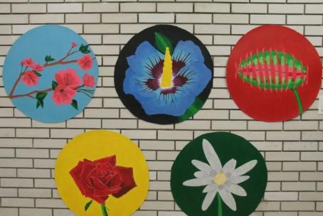 Cvetenje, večer 3. letnika Umetniške gimnazije Velenje
