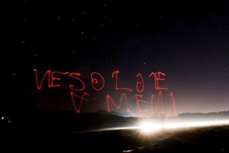 Vesolje v meni, večer 4. letnika Umetniške gimnazije Velenje