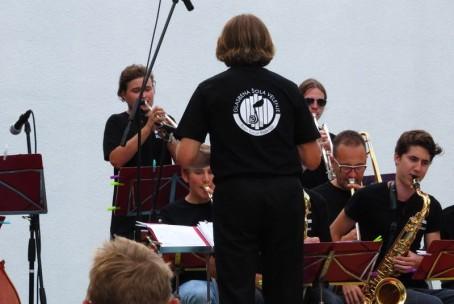 Big band Glasbene šole Velenje, Mozaik bar, Titov trg, Velenje