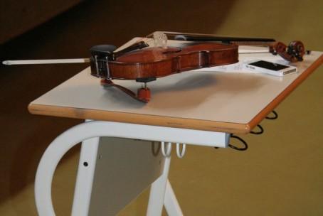 Seminar za violino in violo, mentor Volodja Balžalorsky, 23. januar 2015