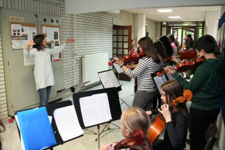 Dan odprtih vrat Glasbene šole Fran Korun Koželjski Velenje