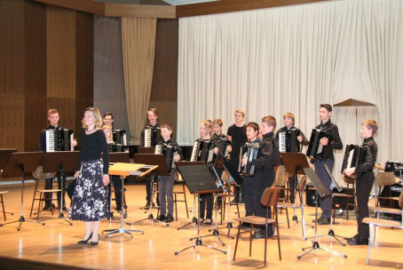 Koncert harmonikarskih orkestrov