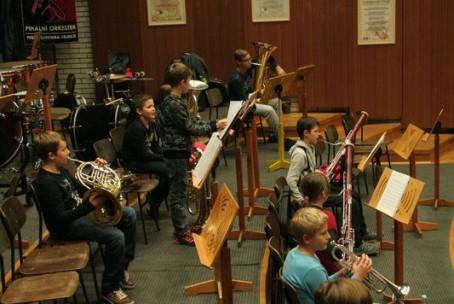 Teden orkestrov Glasbene šole Velenje, 1. dan