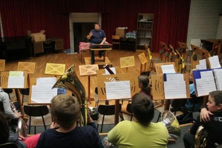Teden orkestrov Glasbene šole Velenje, 2. dan