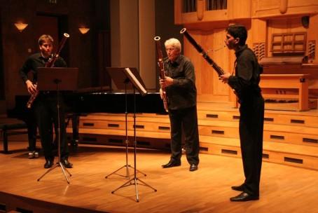 Koncert - Zoran Mitev (fagot) z gosti, 10. oktober 2014