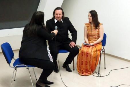 Tibor Kerekeš - trobenta, Beata Barcza - klavir - 4. koncert abonmaja Klasika