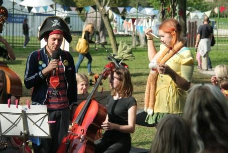 Glasbena šola na 25. Pikinem festivalu