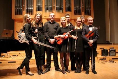 Koncert dijakov 3. letnika vzporednega izobraževanja Glasbene šole Velenje
