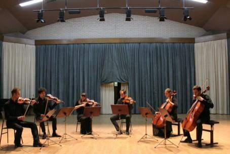 Komorna skupina Atout (Avstrije), nastop na abonmaju Klasika, 13. 1. 2015
