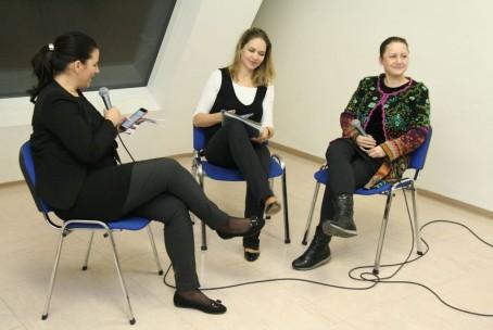 Bernarda Bobro in Tina Žerdin, 3. koncert abonmaja Klasika