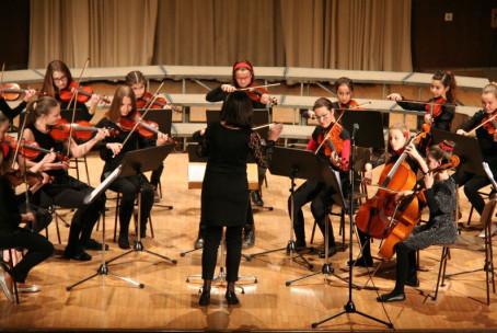 Božično-novoletni koncert Glasbene šole Velenje