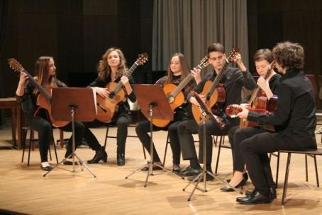 Koncert aktiva za brenkala Glasbene šole Velenje, 22. 1. 2016