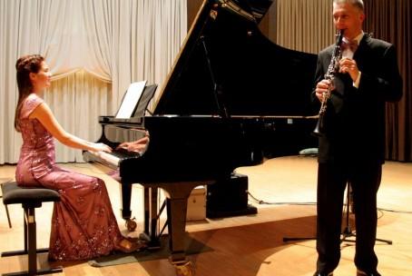 Duo Claripiano, 2. koncert abonmaja Klasika, 17. 11. 2015