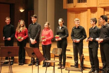 Koncert dijakov harmonike Glasbene šole Velenje, 12. marec 2015