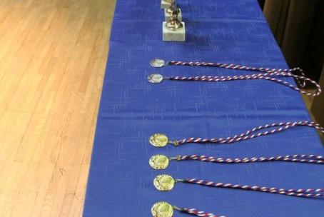 4. mednarodno tekmovanje Društva harfistov Slovenije - podelitev plaket in priznanj, 2. tekmovalni dan (kategorija D)