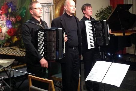 Avtorski večer prof. Slavka Šuklarja, Slovenski kulturni center Korotan, Dunaj, 12. 12. 2014