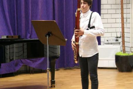 6. fOKS - tekmovanje pihalcev Glasbene šole Velenje