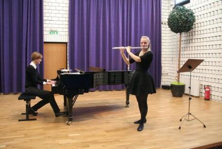 3. tekmovanje fOKS - pihalci Glasbene šole Velenje, 18. in 19. 12. 2015