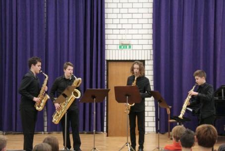 fOKS - 2. tekmovanje pihalcev Glasbene šole Velenje, 18. 12. 2014