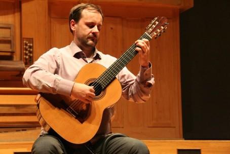 Alen Garagić - kitara, koncert