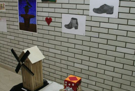 Nad gladino, večer dijakov 3. letnika Umetniške gimnazije Velenje