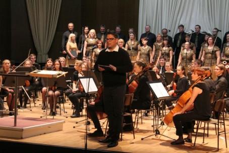 Ch. Gounod: Slavnostna maša sv. Cecilije, koncert Simfoničnega orkestra GŠ Velenje, MePZ Svoboda Šoštanj in solistov