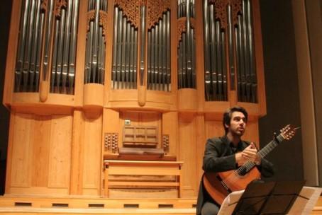 Mak Grgić - kitara, koncert