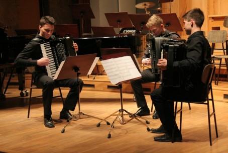 Spomladanski koncert harmonikarjev Glasbene šole Velenje, 16. april 2015