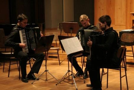 Koncert harmonikarjev Glasbene šole Velenje, 18. december 2014