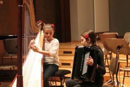 Koncert harmonikarjev Glasbene šole Velenje, 17. 12. 2015