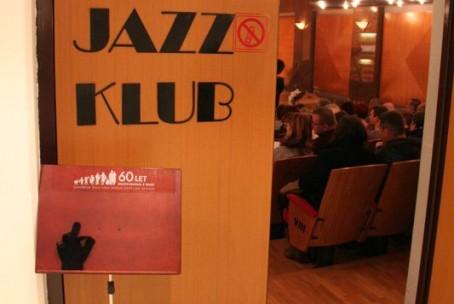 Orgle v jazz klubu