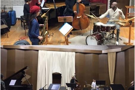 Kreativna jazz klinika, 23. - 26. februar 2017