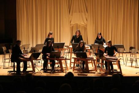 Koncert kitarskega orkestra in citrarskega ansambla Glasbene šole Velenje