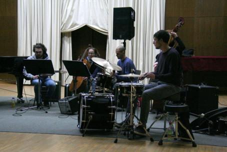 Kreativna Jazz klinika 2018 - Glasbena ponujanja