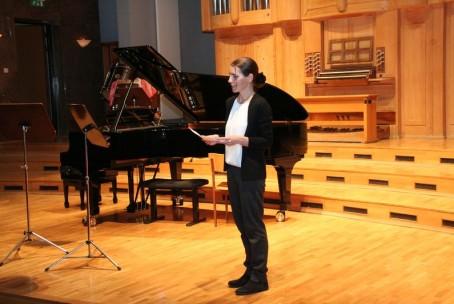 Koncert komornih skupin srednje stopnje, nastop dijakov Umetniške gimnazije Velenje