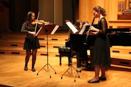 Koncert komornih skupin srednje stopnje
