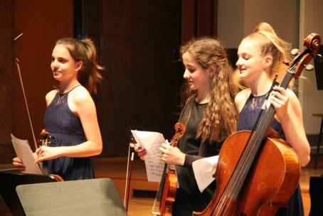 Koncert komornih skupin osnovne stopnje Glasbene šole Velenje