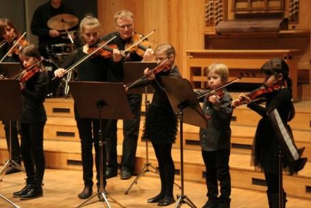 Koncert učencev oddelka Šoštanj in dijakov iz Šoštanja, 15. 1. 2015