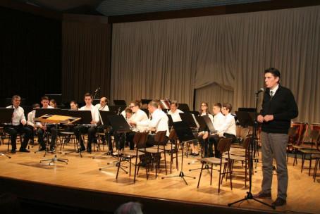 Koncert orkestrov Glasbene šole Koper in Glasbene šole Velenje