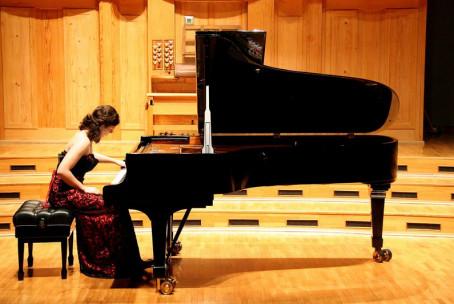 Kristina Golob - klavir, koncert