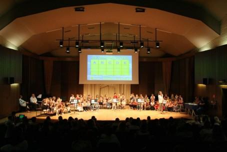 Kviz iz nauka o glasbi za učence 1. razreda